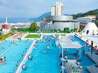 厳選!プールと温泉が楽しめる旅館・ホテル
